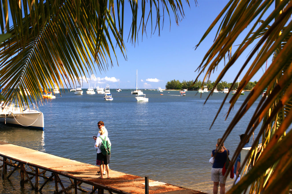 Mauritius Hafen