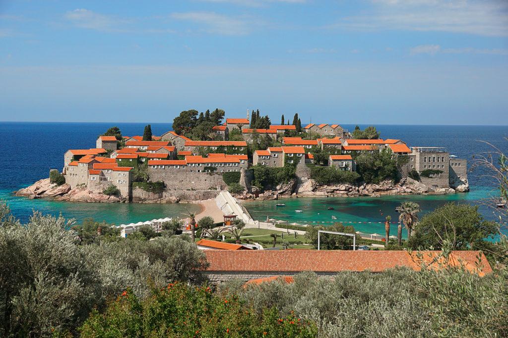 Montenegro Sveti Stefan