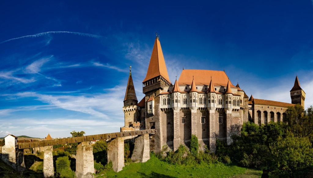 Rumänien Schwarze Burg