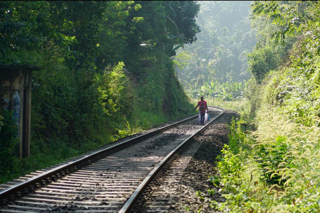 Sri Lanka Gleis